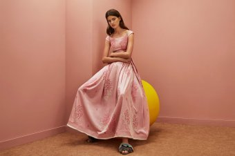 Designers We Love: The Ekaterina Kukhareva SS18 Collection