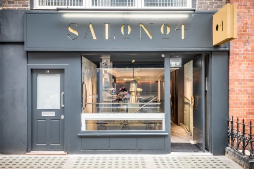 London's Coolest New Salon: Salon64