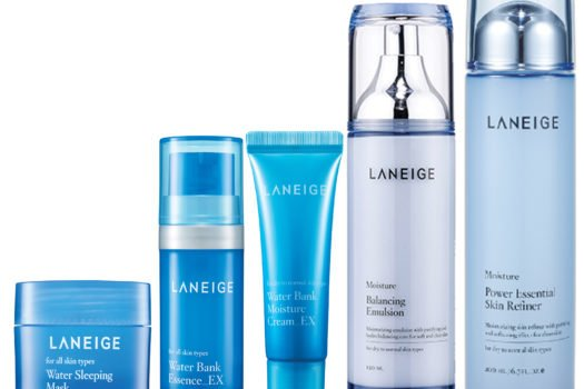 BEAUTY REVIEW: The Laneige Skincare Line