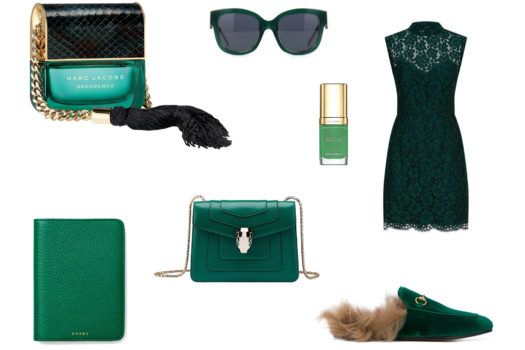 Currently Coveting: All Things Green
