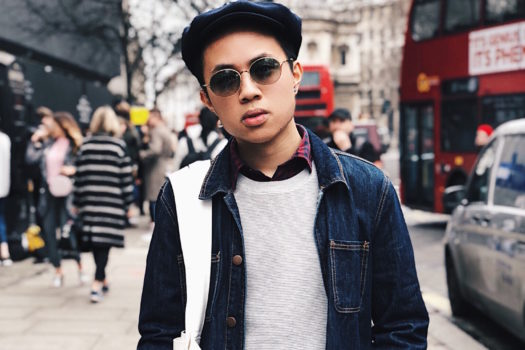 Streetstyle Star and Rising Entrepreneur: Christopher Chung