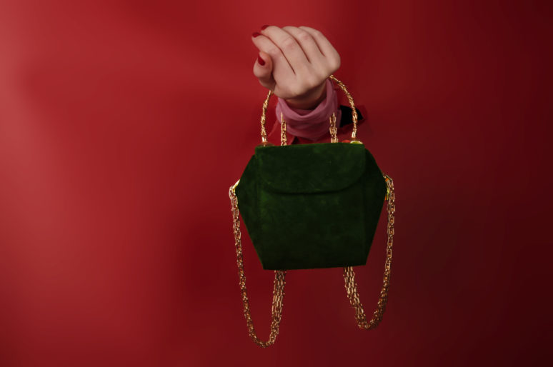 Amanqi Accessories: The Les Miniatures 'The Telephone Cord' Collection