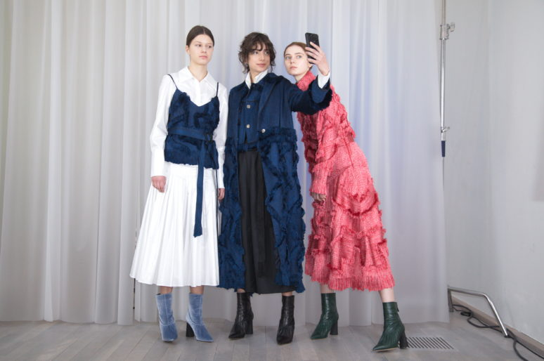 Designers We Love: The Xu Zhi AW18 Collection