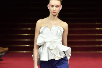 Designers We Love: The Alexis Mabille Evening Capsule Collection
