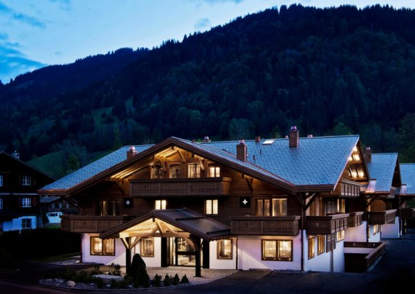 The Ultima Gstaad: Your Ultimate Winter Destination