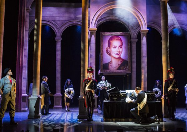 7 Reasons You Need To Watch EVITA At Dubai Opera