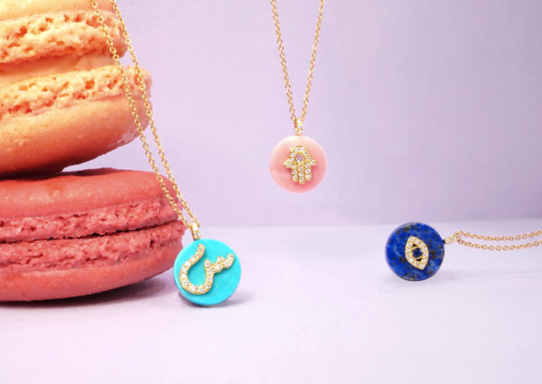 Amanqi Accessories: The Noush Jewellery 'Co-Exist Switch' Collection