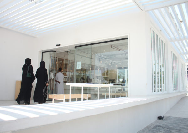 Abu Dhabi's 'It' Cafés