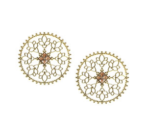 Sheen Gold Citrine Mandala