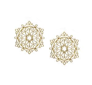 Sheen Gold Mandala