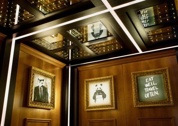 Inside Caramel London