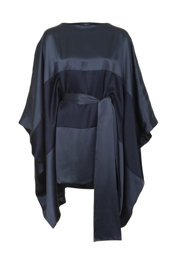 Jessica Choay Contrast Dress