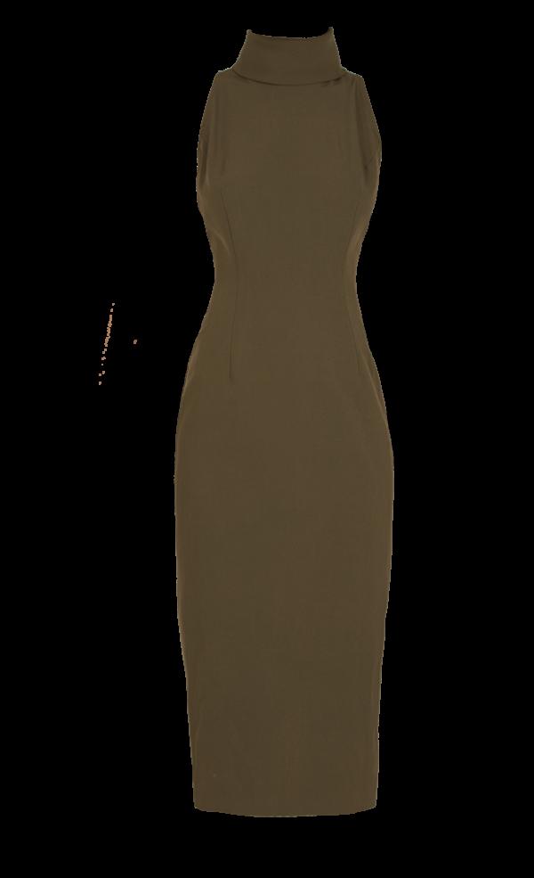 Talar Nina Lena Turtleneck Dress
