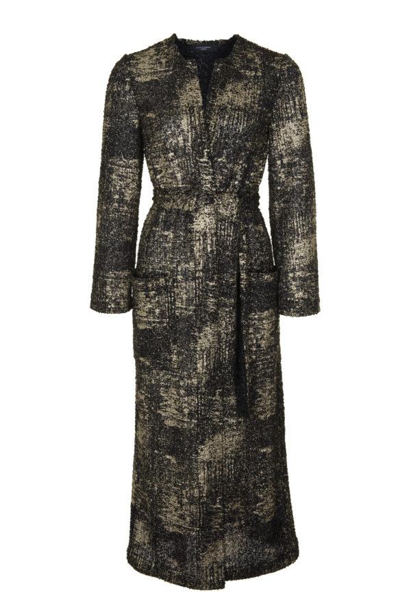 Jessica Choay Lush Coat