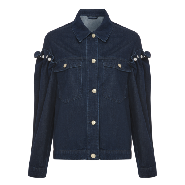Mother of Pearl Brennan Denim Jacket