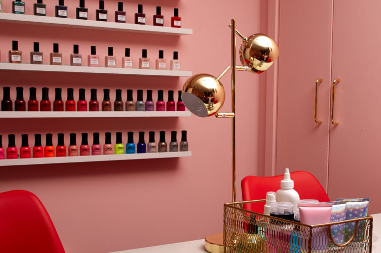 London's Best Nail Salons