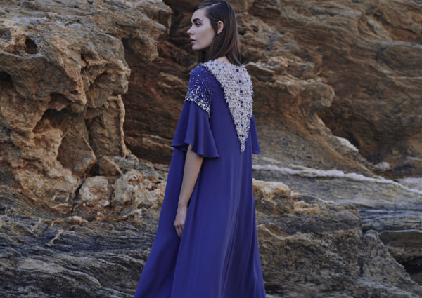 Designers We Love: The Amal Al Raisi AW18 Collection