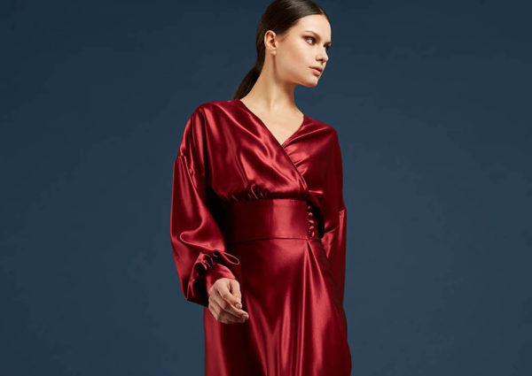Designers We Love: The Jessica Choay AW18 Collection