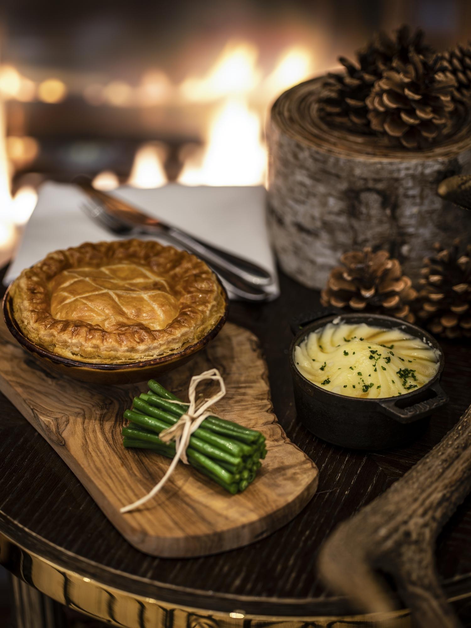The Churchill Bar & Terrace - Scotch Pie