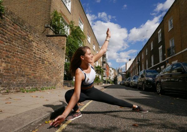 Top Stretches to Keep Mobile and Active Whilst Travelling