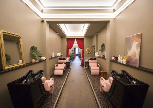 Inside Paris' Coolest Salon