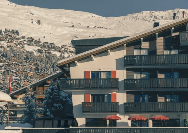 Inside The Experimental Chalet in Verbier