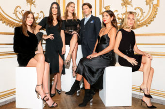 The Aquazzura x Net-A-Porter Collaboration
