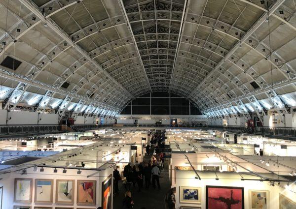 Exploring London Art Fair