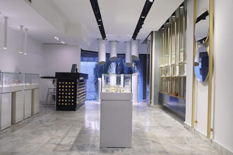 Inside Jude Benhalim's New Zamalek Store