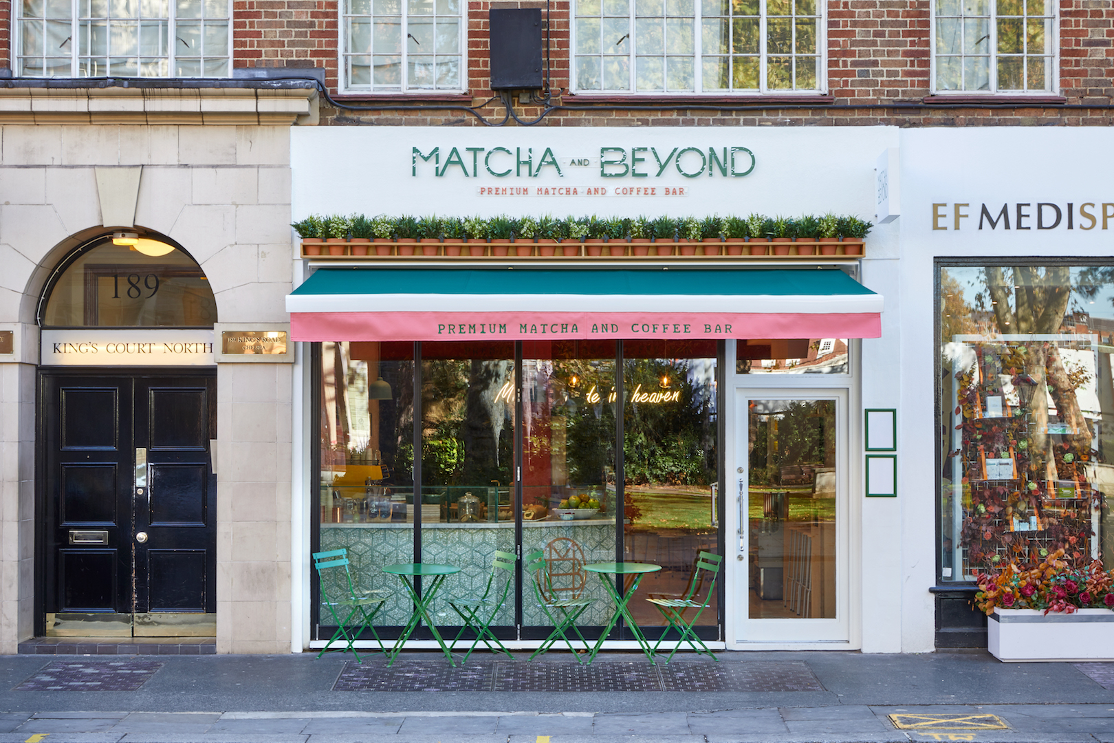 Matcha and Beyond