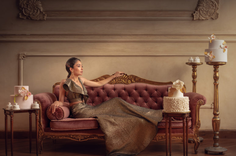 Marie Antoinette and the Fairytale Cakes