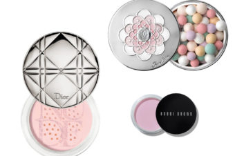 Glow Setting Powders