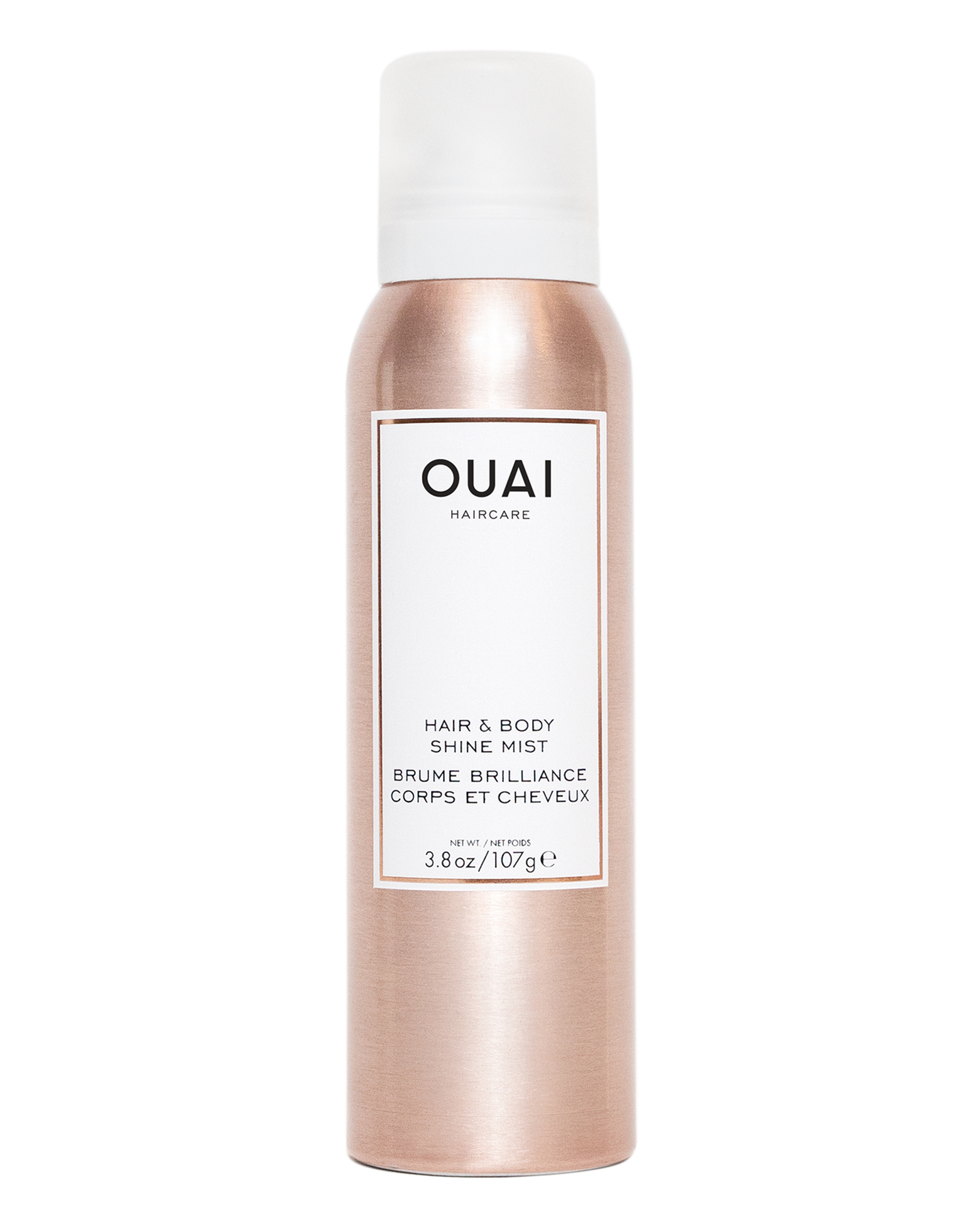 HAIR & BODY SHINE MIST – THE OUAI