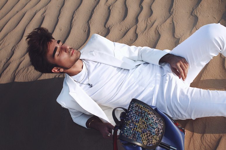 MY VERY DUBAI SUMMER: ALEXIS MAHDAVI