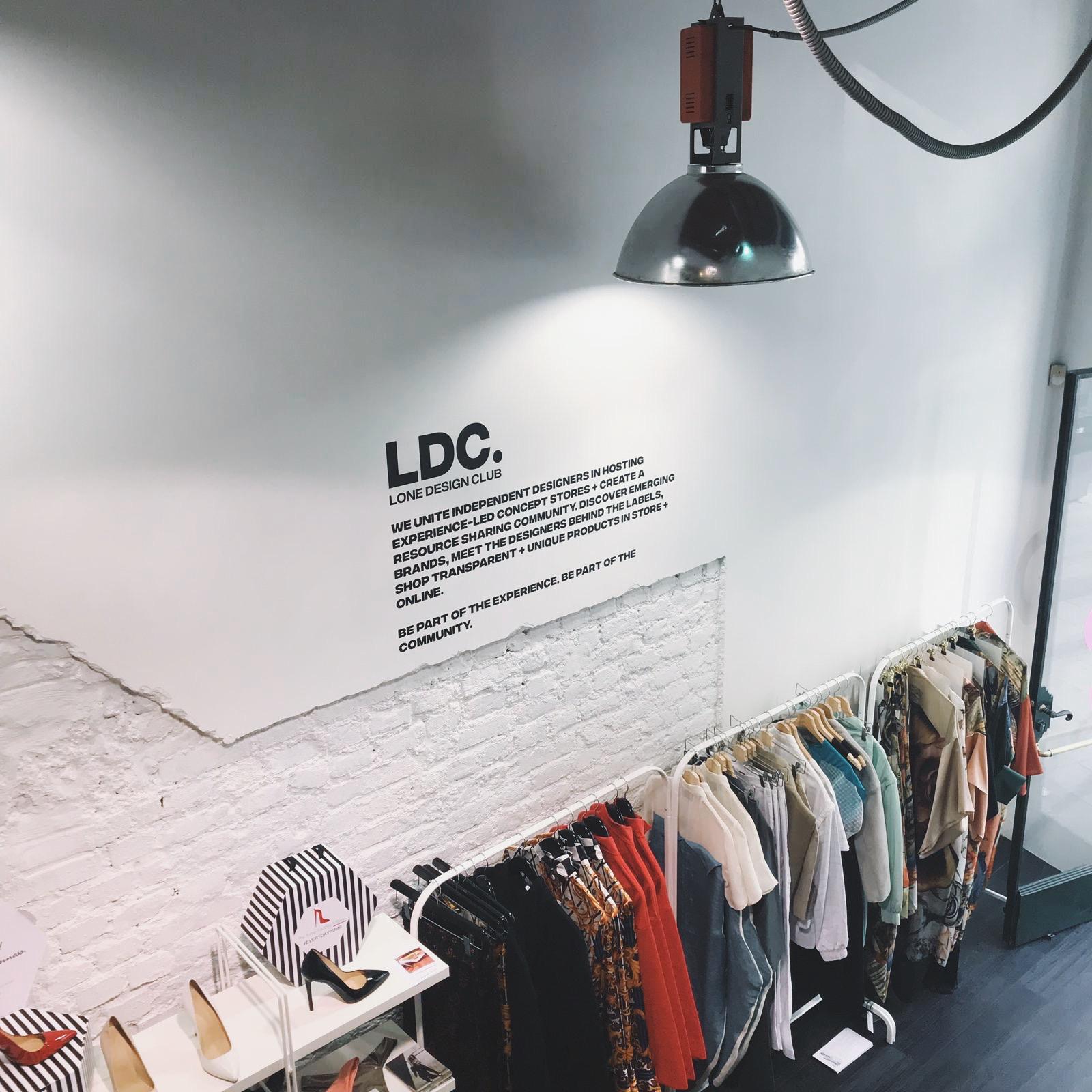 Lone Design Club